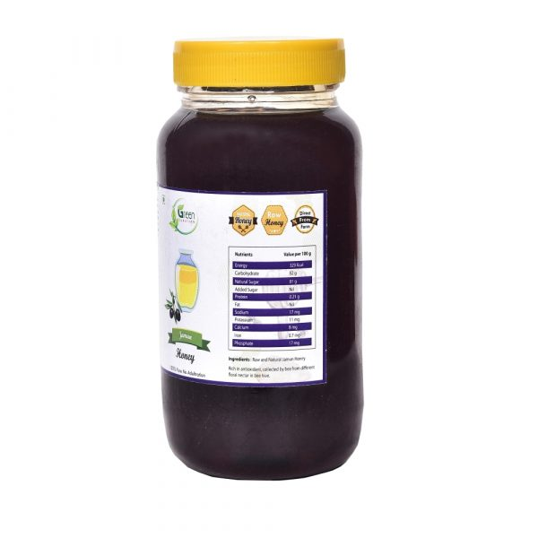 Green Curation Jamun Honey - Right_Zoom